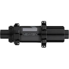 NEWMEN Road Hinterradnabe 12x142mm CL Shimano Gen2 black anodized/grey